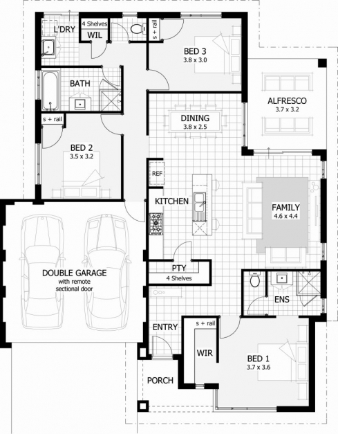 Awesome 50 Luxury 8 Bedroom House Plans Best House Plans Gallery Best 3 Bedroom House Plans With Double Garage In South Africa Photo