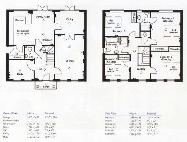 Fascinating Simple House Plans 4 Bedrooms Simple House Plan With 4 Bedrooms Pics