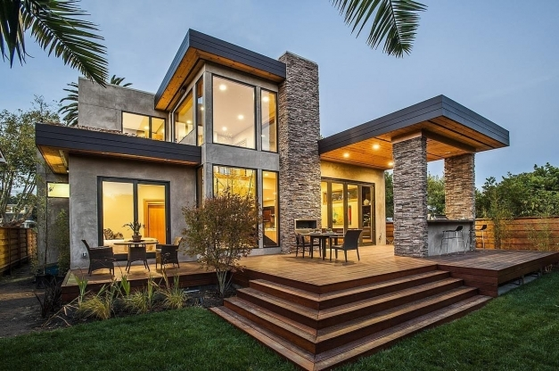 Gorgeous Modern Prefab Homes Ideas And What People Need To Know About The Modern Prefab Homes Photo