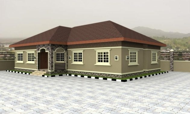 Incredible Home Plans For Bungalows In Nigeria Properties 4 Nairaland Home Nairaland Bungalow Pictures Picture