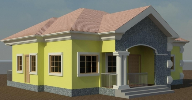 Marvelous How To Build A Low Budget Bungalow 3 Bedroom Flat As Case Study Nairaland Bungalow Pictures Pic