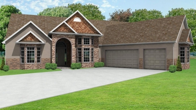 Remarkable 3 Car Garage Best Of Ranch House Plans With 3 Car Garage Ranch House 3 Car Garage Ranch House Plans Photos