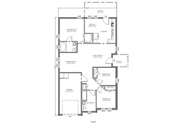 Remarkable Small Home Plans Cottage House Plans Small Home Plan Pic