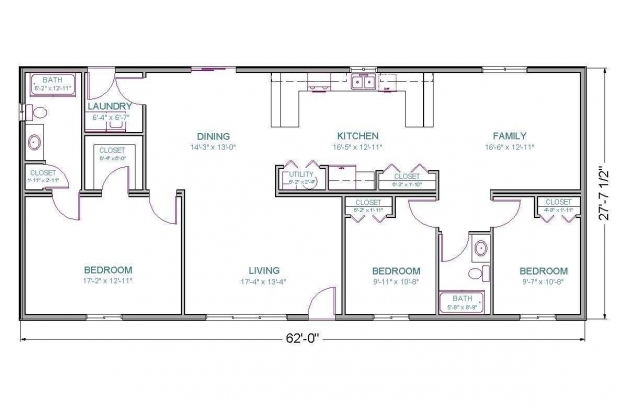 Awesome 1100 Sq Ft House Plans Luxury 900 To Square Foot 14 Endear Sf 1100 Sq Ft House Plans Picture
