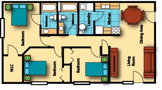 Best Luxury Pictures House Plan 1100 Square Feet Home Inspiration 1100 Sq Ft House Plans Images
