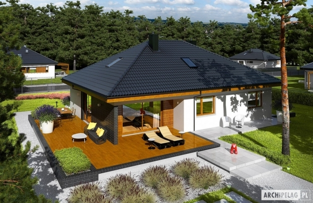 Fantastic 15 Admirable Single Storey Home Blueprints And Floor Plans 2017 Small House Designs Photos