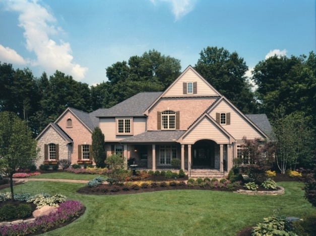 Fascinating Architecture Luxury Country French Home Plans With Beautiful Country Homes Design Ideas Photo