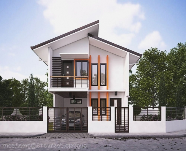 Gorgeous Small Zen Type House Design Homes Floor Plans 2017 Small House Designs Image