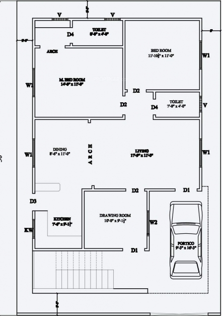 Incredible 44 Awesome Collection Of Floor Plans For 750 Sq Ft House House 1100 Sq Ft House Plans Photos