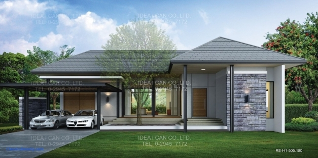 Outstanding Contemporary One Story House Plans Lovely Modern Single Storey Modern One Story House Plans Photos