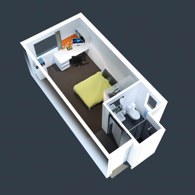 Delightful Image Result For One Bedroom House Plans 3d House Plans One Bedroom House Plan 3d Photos