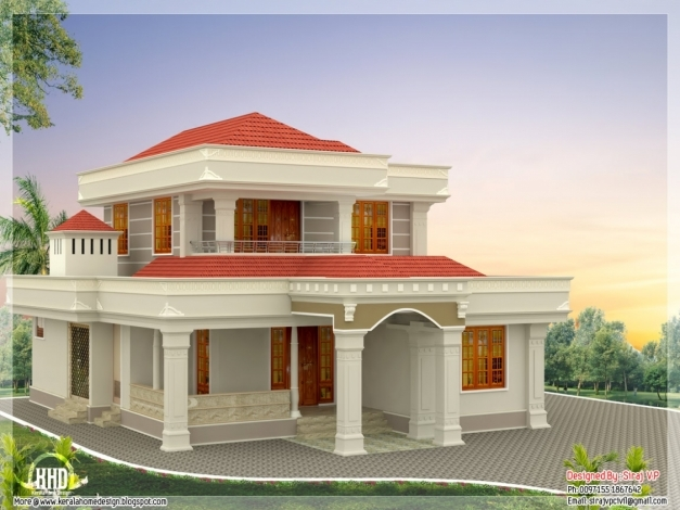 Fantastic House Indian Small House Plans Indiansmall House Photo