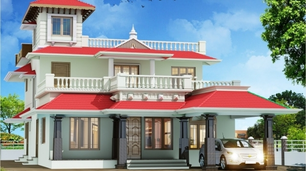 Fascinating Indian North Facing Traditional House 02 Plans 3d Images Youtube 3d Indian House Photos