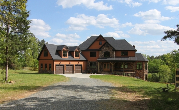 Marvelous Custom Home Acreage New Homes Stanton Homes Country Style Home Builders Photos