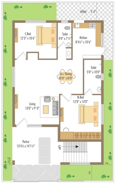 Wonderful West Facing Small House Plan Google Search Ideas For The House 2 Bhk Plan With Beautiful Design 1200 Sq Feet North Facing Photos