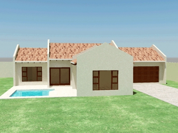 Outstanding Modern 3 Bedroom House Plans South Africa House Style And Plans House Plans South Africa 3 Bedroomed Pictures