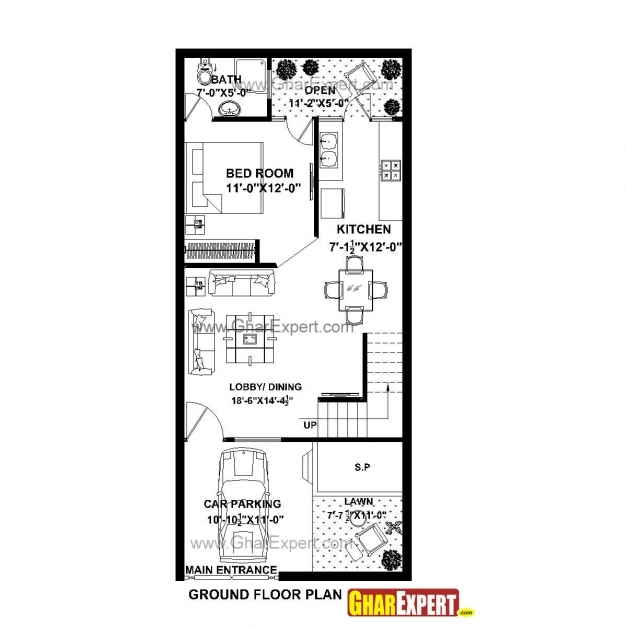 Best 45 Foot Wide House Plans Unique 20 40 Ft House Plans Lovely 40 X 16*45 House Plan Picture