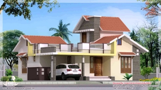 Outstanding 3 Bedroom House Plan On Half Plot Youtube House Plan For Half Plot Of Land Pictures