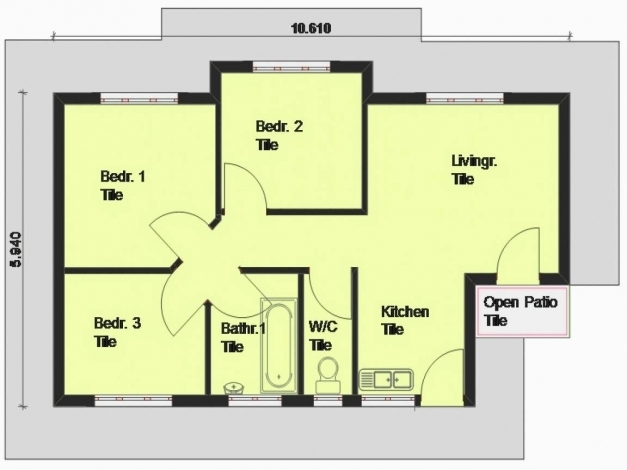 Remarkable 6 Unique 3 Bedroom Small House Plan Best Of 6 Bedroom House Plans House Plans South Africa 3 Bedroomed Images