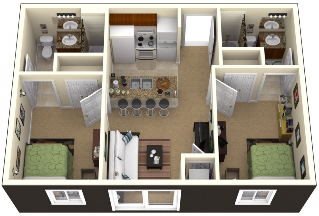 Fantastic Two Bedroom House Plans South Africa The Base Wallpaper 2 Bedroom House Plans South Africa Image